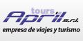 Telefono clientes April Tours
