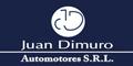Telefono clientes Juan Dimuro Automotores