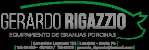 Telefono clientes Gerardo Rigazzio